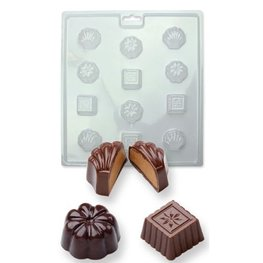 PME CANDY MOULD - CLASSIC CHOCOLATES