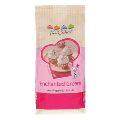 FunCakes Mix voor Enchanted Cream® 450g