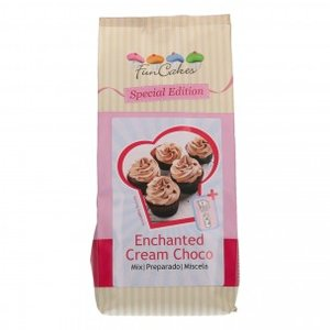 FunCakes Mix voor Enchanted Cream® Choco 450g